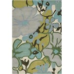 "Chandra Amy Butler (AMY13209-79106) 7'9""x10'6"" Rectangle Area Rug"