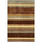 "Chandra Antara (ANT106-576) 5'0""x7'6"" Rectangle Area Rug"