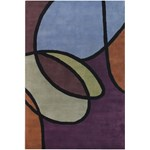 "Chandra Bense (BEN3002-79106) 7'9""x10'6"" Rectangle Area Rug"