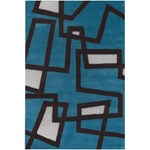 "Chandra Bense (BEN3005-79106) 7'9""x10'6"" Rectangle Area Rug"