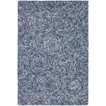"Chandra Galaxy (GAL30605-79106) 7'9""x10'6"" Rectangle Area Rug"