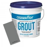 Congoleum Duraceramic Premixed Gray Grout 1 gallon bucket DG-09