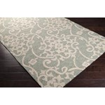 "Surya Rain Moss (RAI-1103) Rectangle 3'0"" x 5'0"""