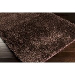 "Surya Shimmer Hot Cocoa (SHI-5000) Rectangle 8'0"" x 10'6"""