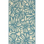 "Surya Storm Blue Jay (SOM-7736) Rectangle 5'0"" x 7'6"""